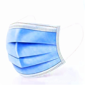 Perfect Disposable No-odor 3 Ply Protective Mouth Mask