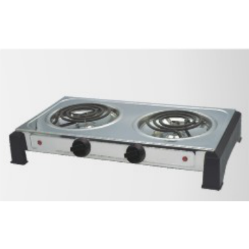 CE/CB/SASO Certificated Double Electric Hot Plates