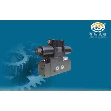 Flat grinding electric switch solenoid valve