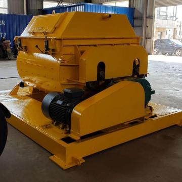 Double shaft 3000l concrete mixer machine in Bangalore