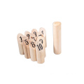 Good Quality Classic Game Wooden Kubb