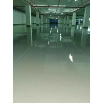 Solvent-free transparent epoxy varnish