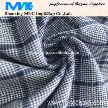 Hight Quality yarn dye rayon fabric