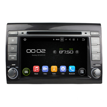 System Fiat Bravo Car Audio Android 7.1.1