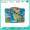 Paw Patrol tin box