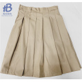 GIRLS WOVEN PLEAT SKIRTS