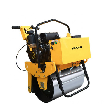 Hand Operate Self-propelled Vibratory Road Roller For Sale