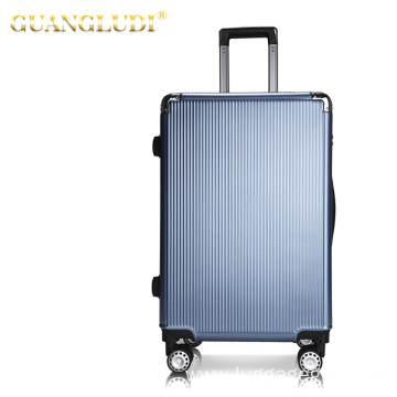 Hard shell travelling box luggage