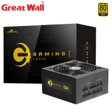 Great Wall Computer Power Supply 650W 12V 24 Pin ATX Power Source 140mm Mute Fan Gaming 80 Plus Gold PSU Unit PC Power Supplies