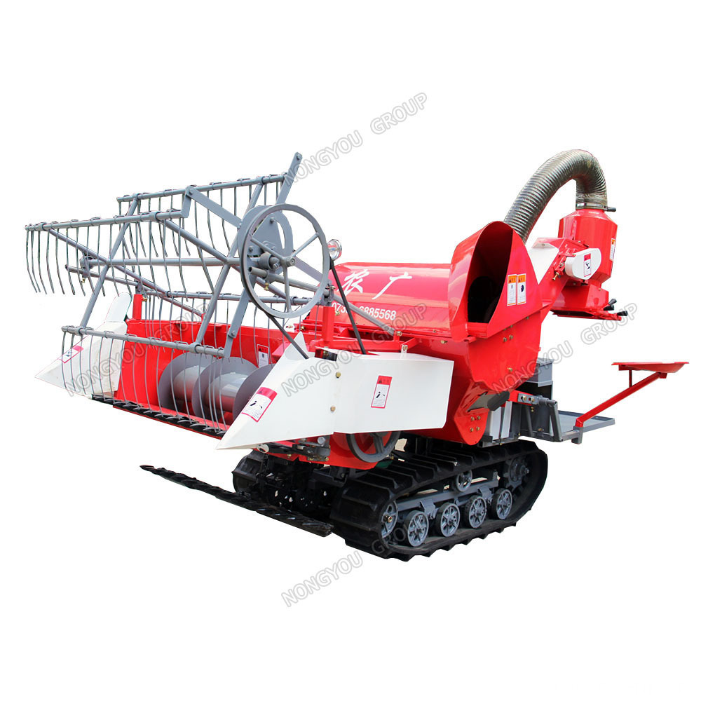 Cheap price combine harvester