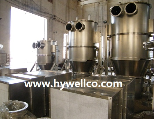 Powder Boiling Granulator