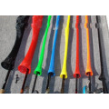 PET Sleeve Fishing Handle Pole For Carp