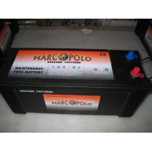 12V 120Ah MF Car Batteries DIN