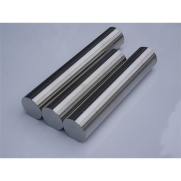 W2 Pure Tungsten Round Bar