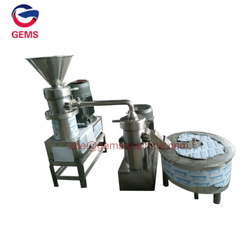 Horizontal Manual Cocoa Butter Grinder Making Machine