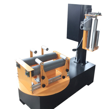 High quality Low price roll wrapping machine
