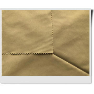 Cotton Polyester Plain T400 Fabric For Garments