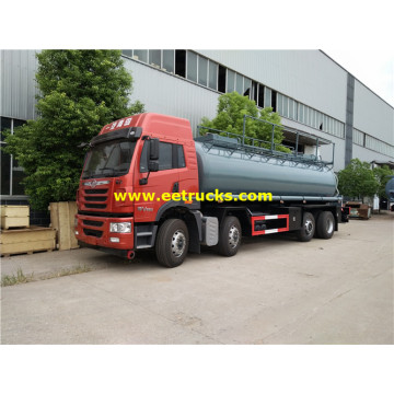 5000 Gallons FAW Chemical Liquid Tank Trucks