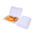 Disposable Microwaveable Food PP Plastic Clamshell