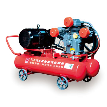 18.5kw electric mining mobile air compressor