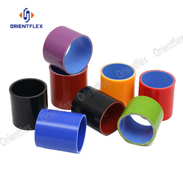 Colorful heat resistant auto Straight Silicone Hose Coupler