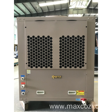 Industrial refrigeration air conditioning