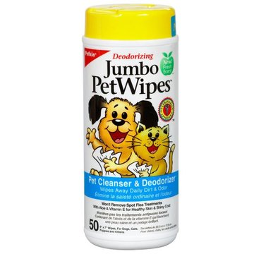 Private Label Small Travel Biodegradable Pet Wipes