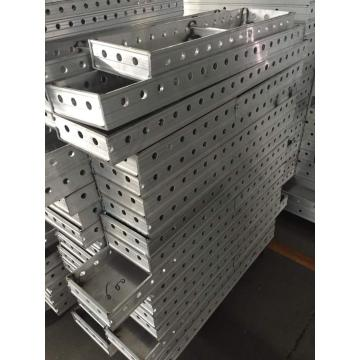 aluminum formwork construction