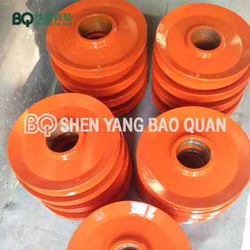 330*80 Steel Pulley for Tower Crane