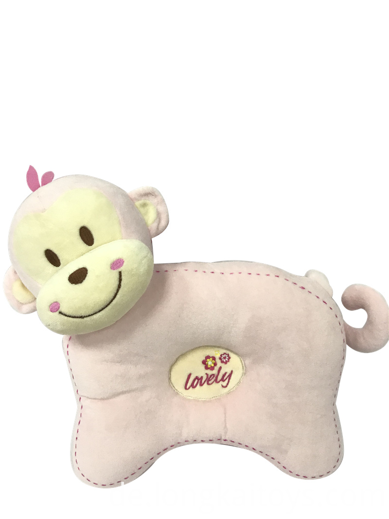 Plush Pillow For Baby