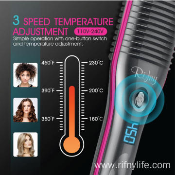 philips hair straightener comb price