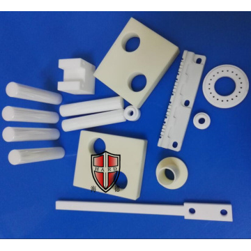 zirconia ceramics complex machinery insulated parts