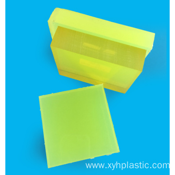 Good water resistance PU material sheet