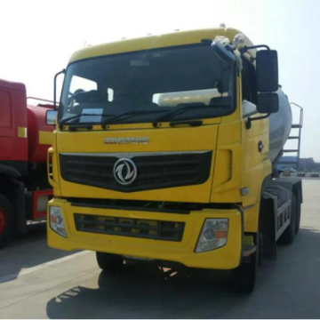 dongfeng concrete mixer truck cummins engine