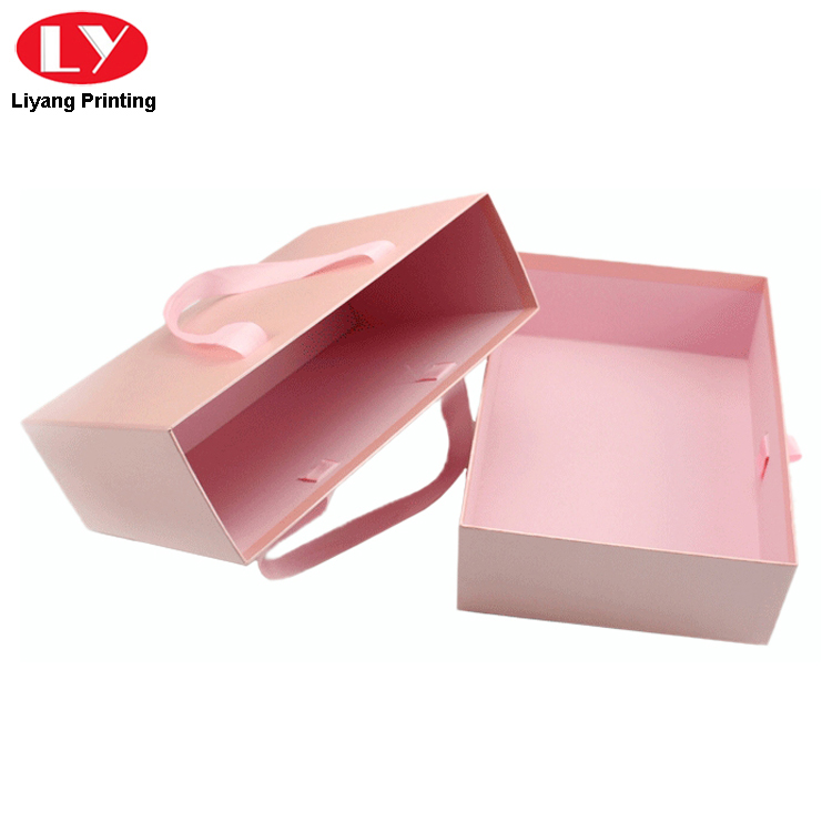 Pink Drawer Box