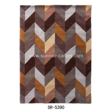 High Quality Acrylic Hand Tufted Carpet
