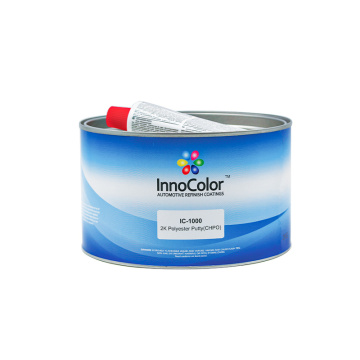 Innocolor 2K Automotive Refinish Polyester Body Putty CHPO