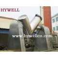 Stainless Steel V Type Mixing Machine