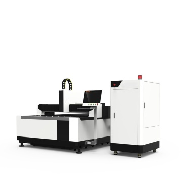 High Speed CNC Fiber Laser Cutter Metal 1000w