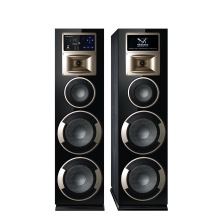 200W Floor Standing Tower Speaker With Strong Bass