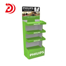 PHILIPS lights floor display stands
