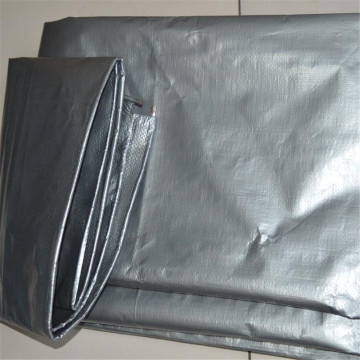 HDPE Tarpaulin Fabric as Truck Boat Cargo Cover