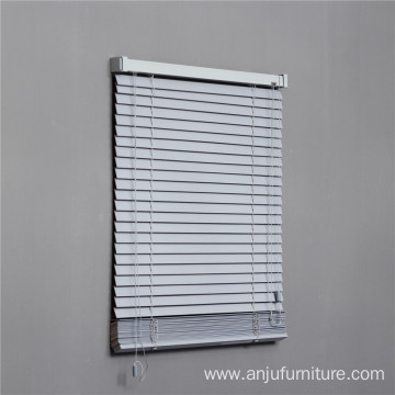 Grey decorative wooden folding shutters are more durable and durable