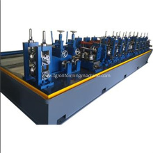 High Frequency Welded Square Pipe Machine
