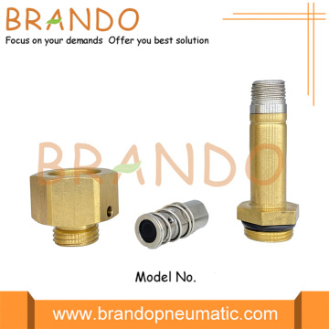 Autel Type Pulse Valve Brass Plunger Armature Assembly
