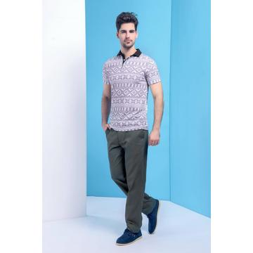 MEN'S FORMAL  COTTON TROUSERS