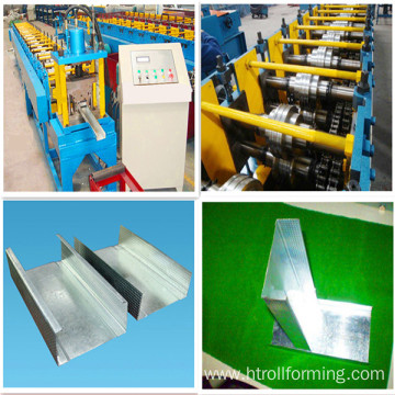 Adjustable Light Steel Metal Stud and Track Roll Forming Machine Drywall Manufacturing Machine
