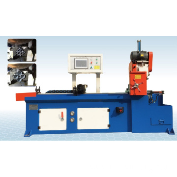 Solid Bar Cutting Machine with Servo Motor Feeding