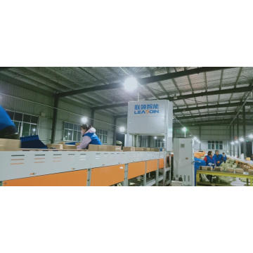 Linear Cross Belt Sorting Machinery