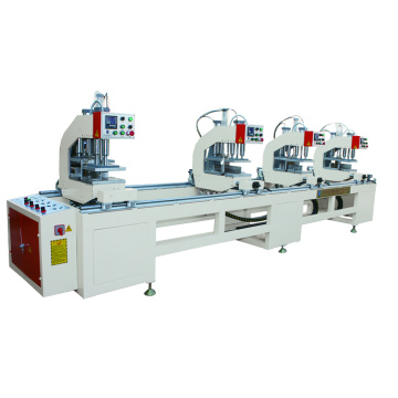 Four -head Seamless Welding Machine